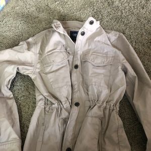 Tan Gap Jacket